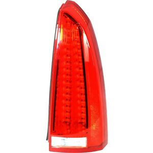 Tail Light For 2006 2011 Cadillac Dts Passenger Side