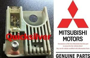 2002 2005 Mitsubishi Lancer Evo Positive Battery Terminal 100 Amp Fuse New Oem