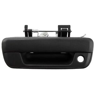 Tailgate Handle For 2004 2012 Chevrolet Colorado Gmc Canyon Black