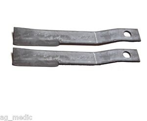 King Kutter Rotary Cutter Blades For 5 Code 501124 Set Of 2