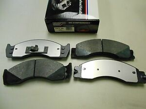 0411 20 Performance Friction Ford Superduty Brake Pad Set 411 20