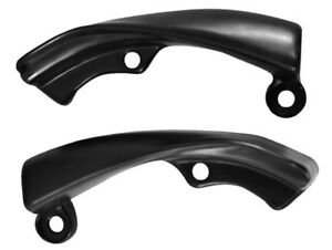 New Trim Parts Paintable Windlace End Cap Pair For 1965 69 Corvair 1920