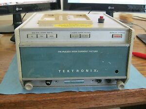 Tektronix Model 176 Pulsed High Current Fixture J