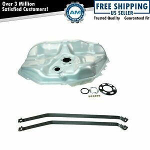Fuel Gas Tank With Straps 13 5 Gallon For 92 95 Honda Civic