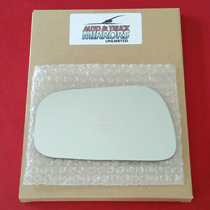 New Mirror Glass 92 01 Toyota Camry Driver Left Side Japan Fast Shipping