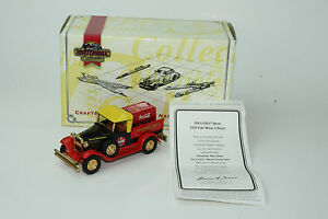 MATCHBOX YESTERYEAR YPC05-M COCA COLA 1930 FORD MODEL A PICKUP  NEW IN BOX
