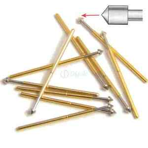 200pcs P50 e2 Dia 0 68mm Length 16mm 75g Spring Test Probe Pogo Pin