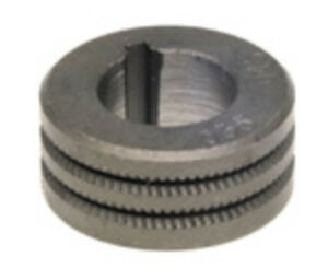 Lincoln Kp666 045c Drive Roll 035 045 Knurled For Mig Machine