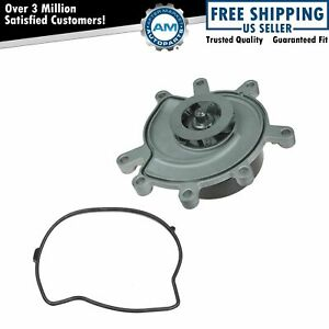 Water Pump New For Chrysler Dodge Jeep Mitsubishi Ram 3 7l 4 7l