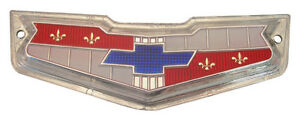 New Trim Parts Tailgate Emblem For 1959 Chevy El Camino 4800