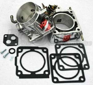 1986 1993 Mustang 5 0 70mm 70 Mm Show Polished Power Throttle Body