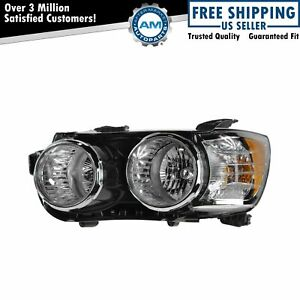 Headlight Headlamp Light Lamp Lh Left Driver Side For 12 14 Chevy Sonic