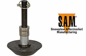 Boss Snowplow Heavy duty Plow Outer Shoe Assy 1304711