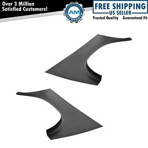 Panel Bed Rear Upper Wheel Arch Repair Pair Set For Dodge Ram 1500 2500 3500