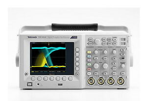 Tektronix Tds3054c 500mhz 4 Ch 5 Gs s 0 7 Ns Digital Oscilloscope Brand New
