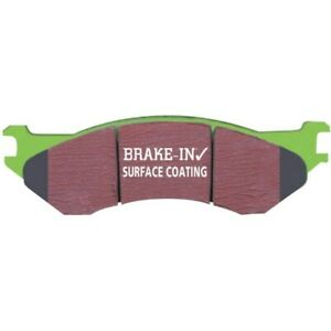 Ebc Brakes Brake Pads Greenstuff 6000 Series Front Dodge Ram Srt10 Pickup Set