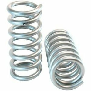 Belltech 4766 Lowering Springs Front Silver Powdercoated Dodge Dakota Pair