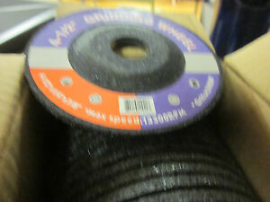 50 4 1 2 Grinding Wheels Disc Angle Grinders Metal Wheel 4 1 2 X 1 4 X 7 8