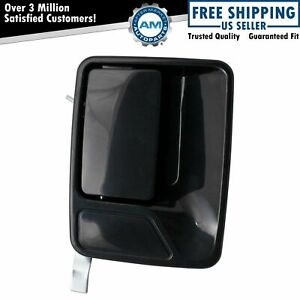 Smooth Rear Outside Exterior Door Handle Passenger Right Rh For Ford Pickup