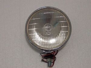 Lucas 700sft Driving Lights With Halogen Bulbs New 2