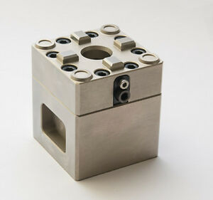 70mm Block For System 3r 54mm Macro Holders New