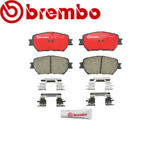 Front Disc Brake Pad Brembo P83062n For Lexus Gs300 Is250 Toyota Camry