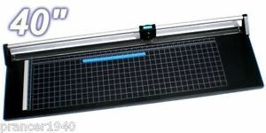 Perfect 40 Rt40 Rotary Paper Cutter Trimmer New
