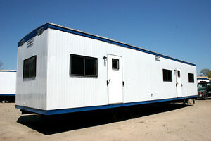 10 X 50 Mobile Office Trailer Model Ca1050 new