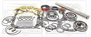 Saginaw Transmission Rebuild Bearing Kit 4spd 3spd Deluxe 66 85 W Synchro Rings