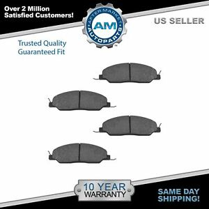 Front Posi Ceramic Disc Brake Pads For Ford Mustang New