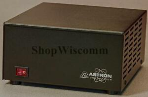 Astron Ss 30 30 Amp Switching Power Supply 25 Amp Continuous 30 Amp Ics 13 8 Vdc