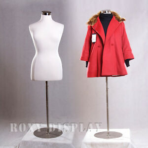 Female Size 14 16 Mannequin Manequin Manikin Dress Form f14 16w bs 04
