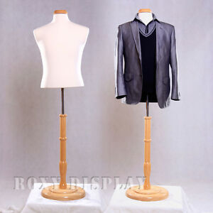 Male Mannequin Manequin Manikin Dress Form mbsw bs r01n