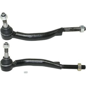 Outer Tie Rod End Lh Left Rh Right For Trailblazer Envoy Ascender Bravada