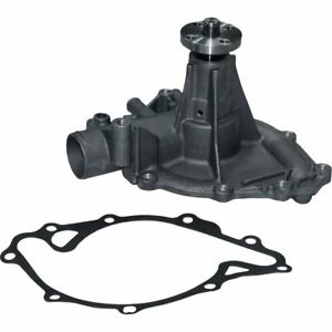 Gmb Oe Replacement Water Pump 125 2819 Ford Sb 289 302 351w Standard volume