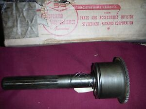 1951 54 Packard Overdrive Transmission Main Shaft 426954 Commercial Cars Nos