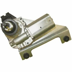Ac Delco Windshield Wiper Motor Rear New Chevy Olds Chevrolet 25805561