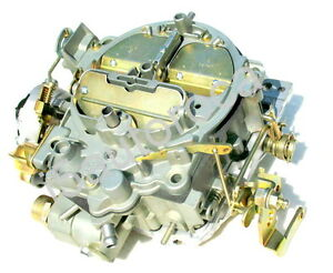 Rochester Quadrajet Carburetor Elec Choke Like Edelbrock 1904 Replaces 17083224