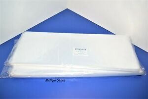 200 Clear 20 X 24 Poly Bags Plastic Lay Flat Open Top Packing Uline Best 1 Mil