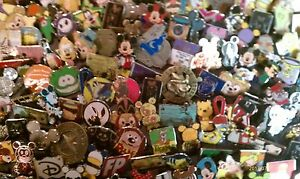 Disney Trading Pins Lot of 50 No Duplicates LE HM Rack Cast Free Shipping A $28.75