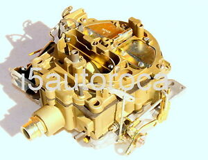 Rochester Quadrajet 4mv 4 Barrel Carburetor 1969 Pontiac Replaces Part 7040273