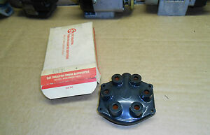 New Vintage Fairbanks morse Magneto Distributor Cap Cover Q800