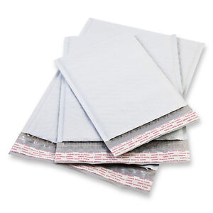 300 1 Poly Bubble Padded Envelopes Mailers Self Seal Shipping Bags 7 25x12