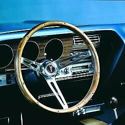 Grant Classic Nostalgia Steering Wheel 15 Dia 3 Spoke 4 125 Dish 987
