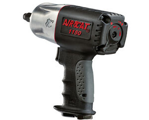 Aircat 1150 Killer Torque 1 2 Inch Super Impact Wrench