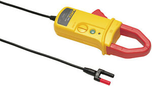 Fluke I410 Ac dc Current Amp Clamp Probe 1 To 400 Amps Rated Capacity