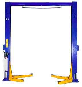 Two Post Auto Lift 15 000 Lb Capacity Car Vehicle Lift Overhead Style New Hoist