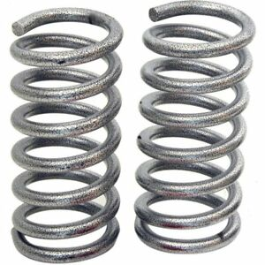 Djm Lowering Springs Front Silver Chevy Gmc S Series Suv Pickup Rwd Pair