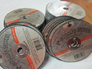 100 3 X 1 32 Thick X 3 8 Air Metal Cut Off Wheel Cutting Disc 25 000 Rpm
