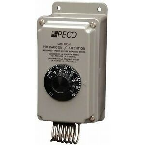 Peco Th109 Thermostat sunne Products